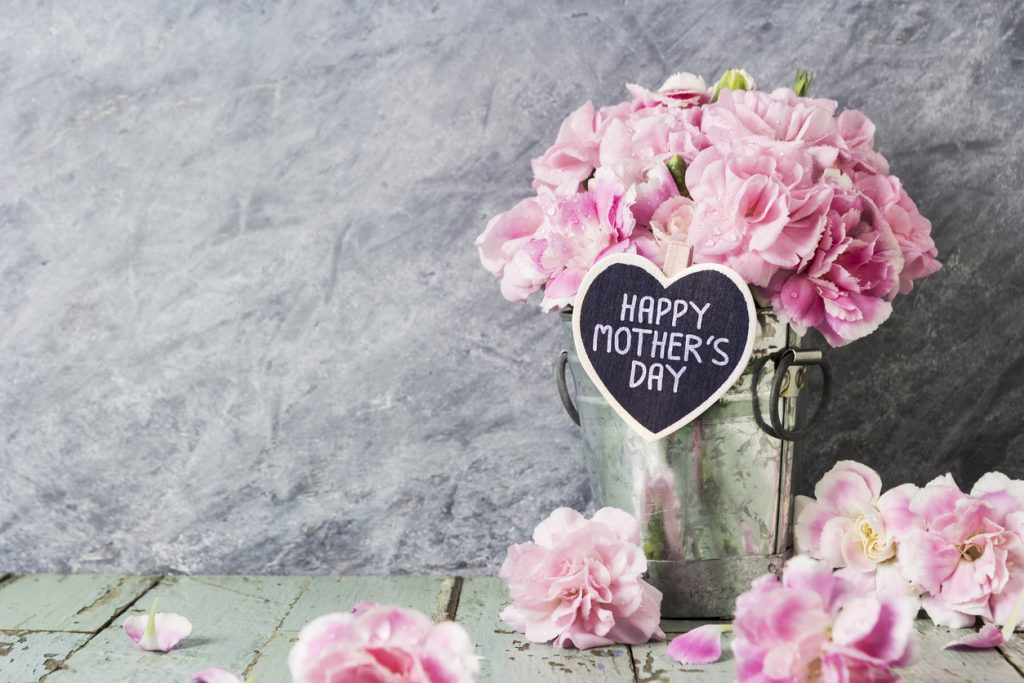 Mother's Day and Getting On with Things