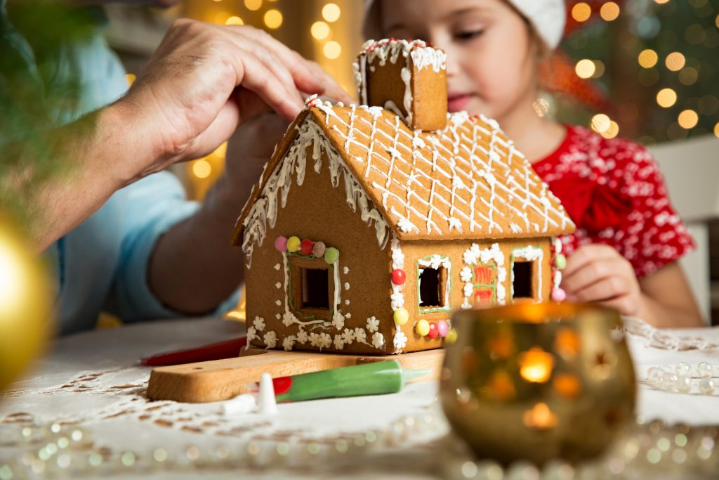 Gingerbread Houses: A Holiday Tradition