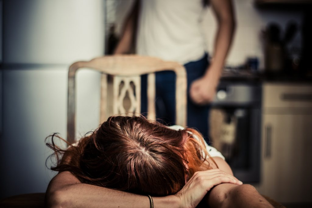 What to Do When You Witness Domestic Violence